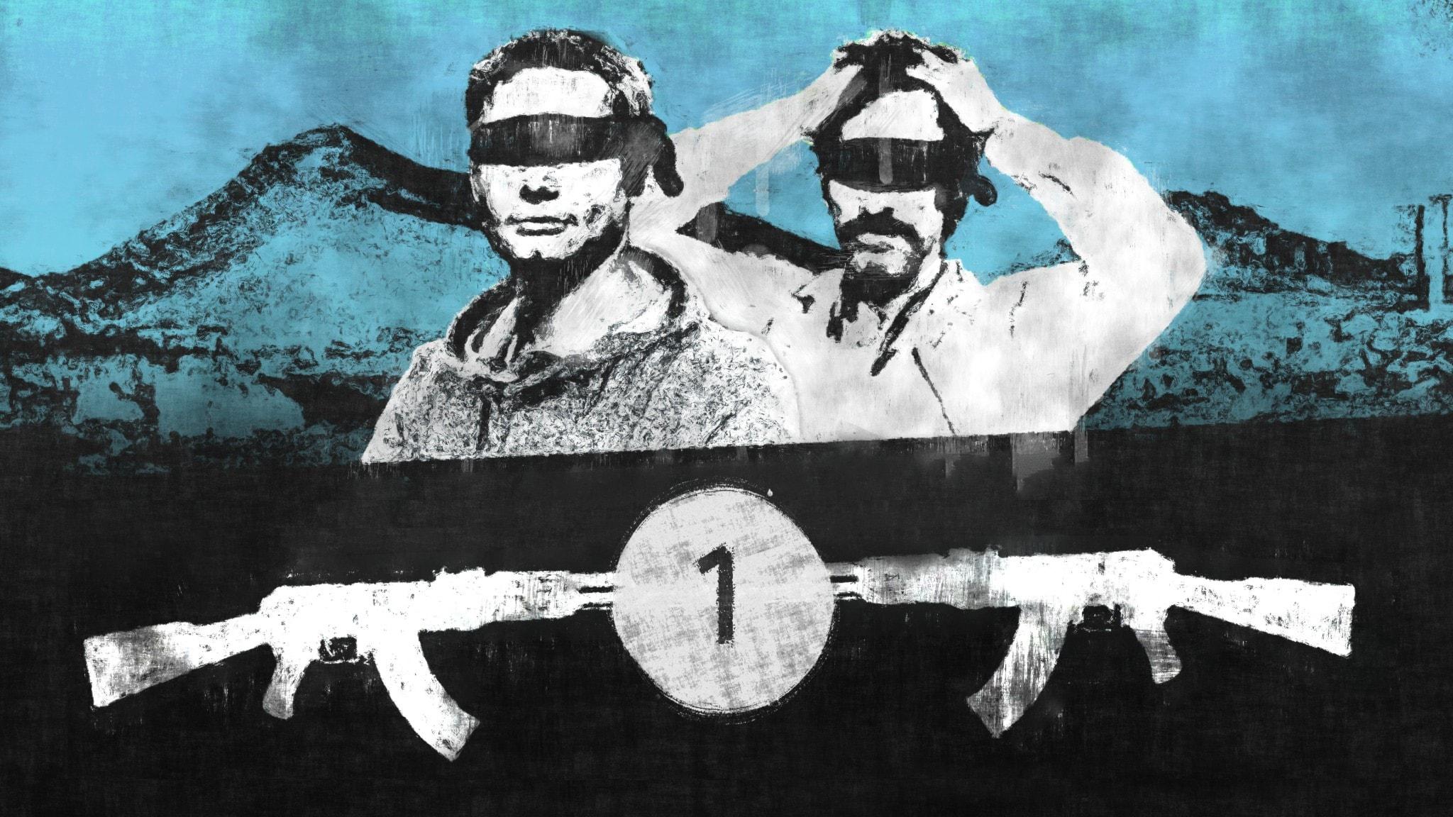 Del 1/6. Kidnappad: Syrien