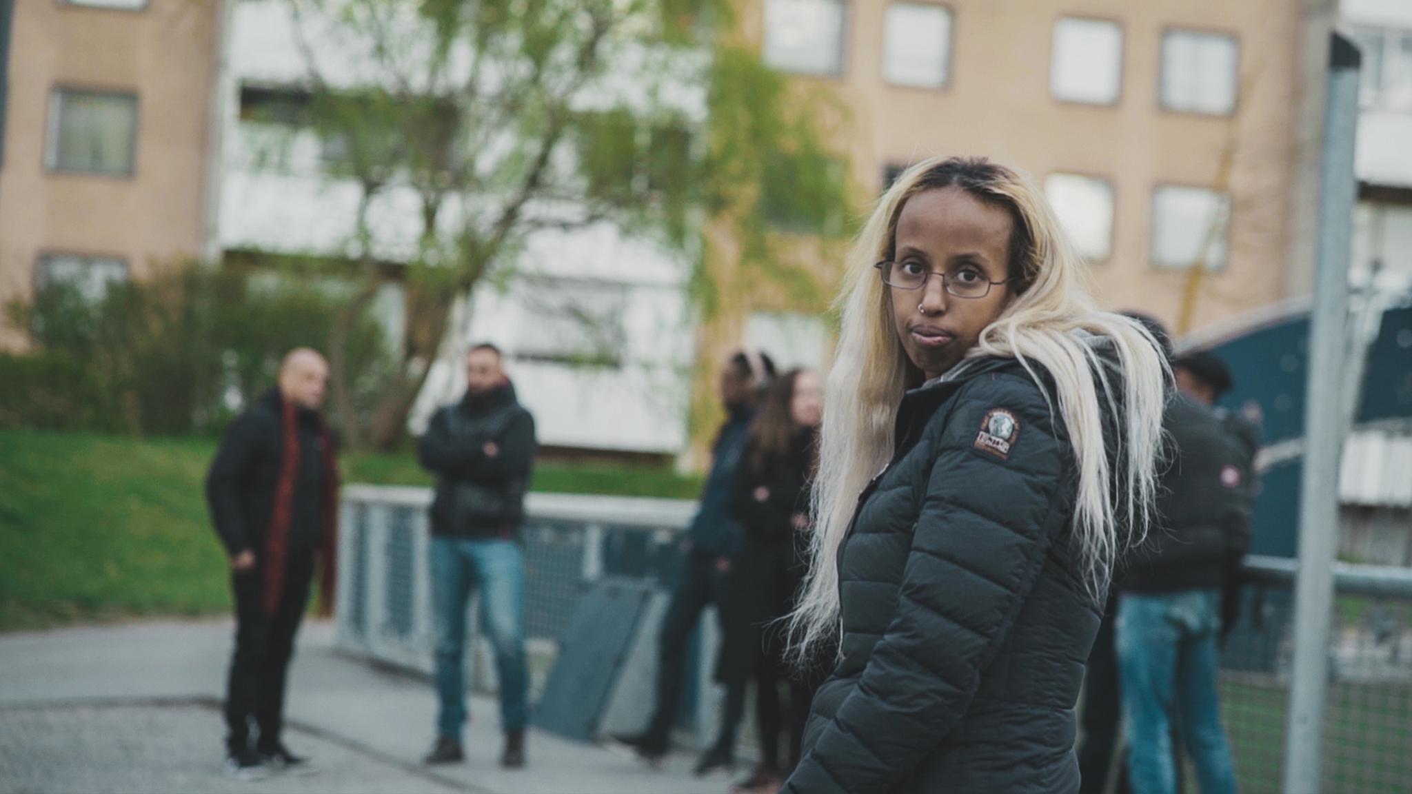 Fariahs bror sitter i fängelse. Hon hoppas för sista gången.