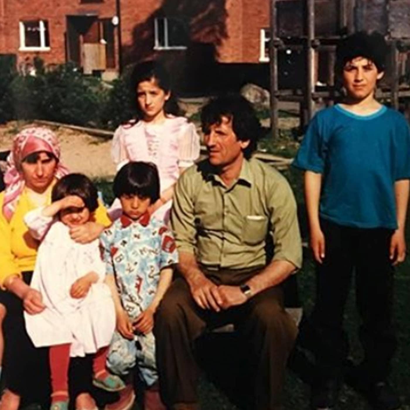 Det var en gång en familj
