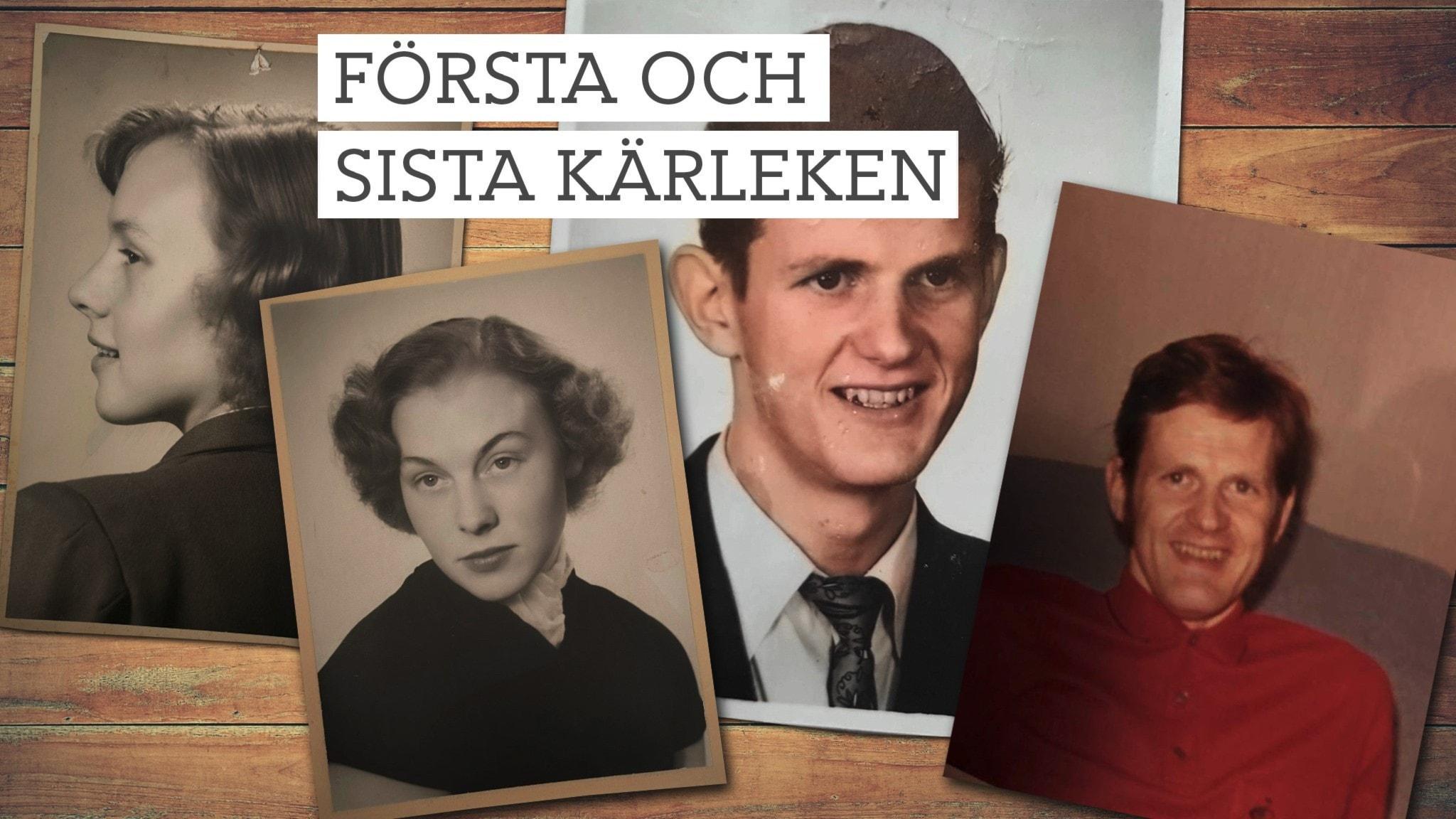 Annalisa och Göran träffades första gången 1950.