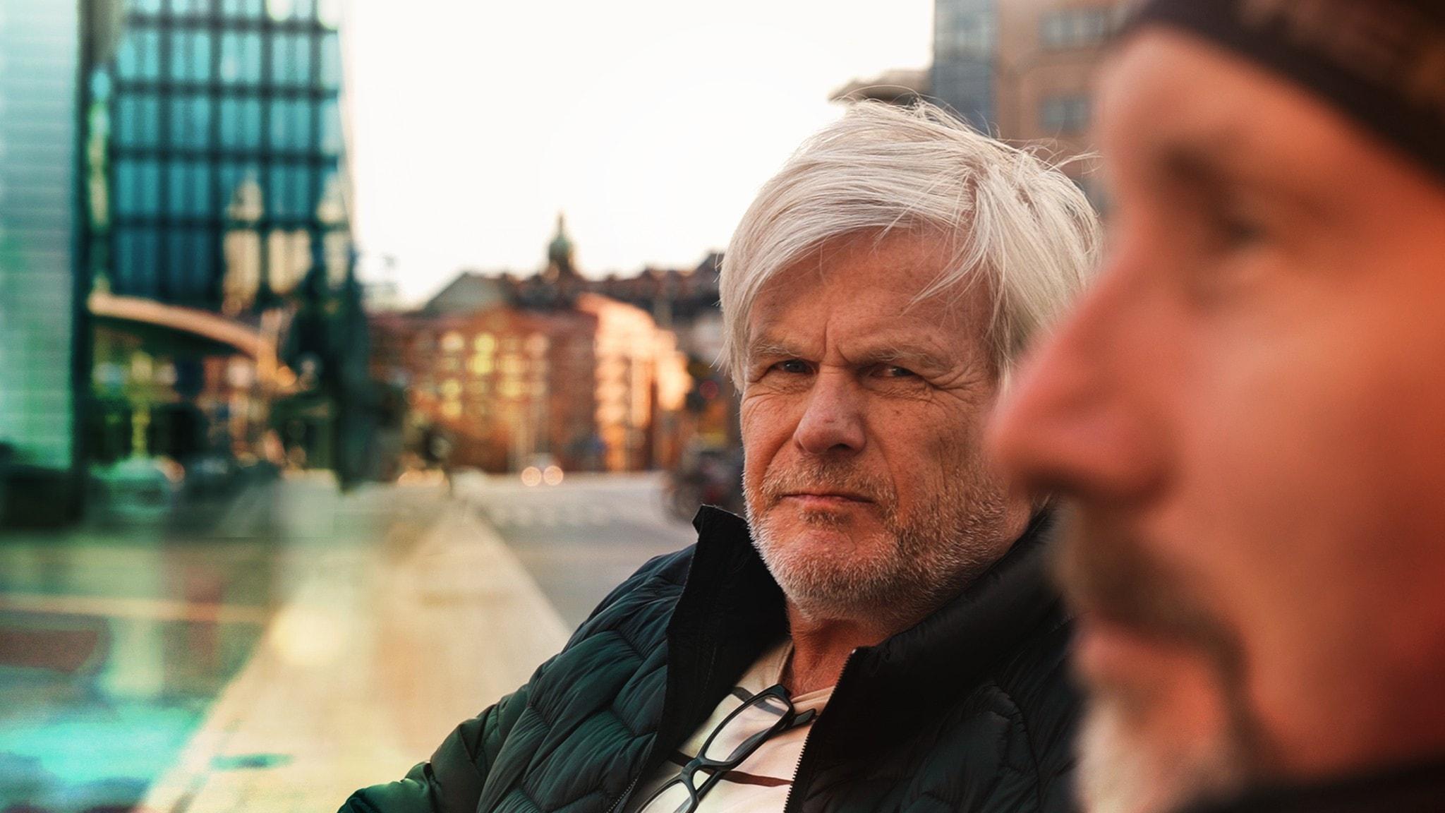 Hemlös i Stockholm City - P1 Dokumentär