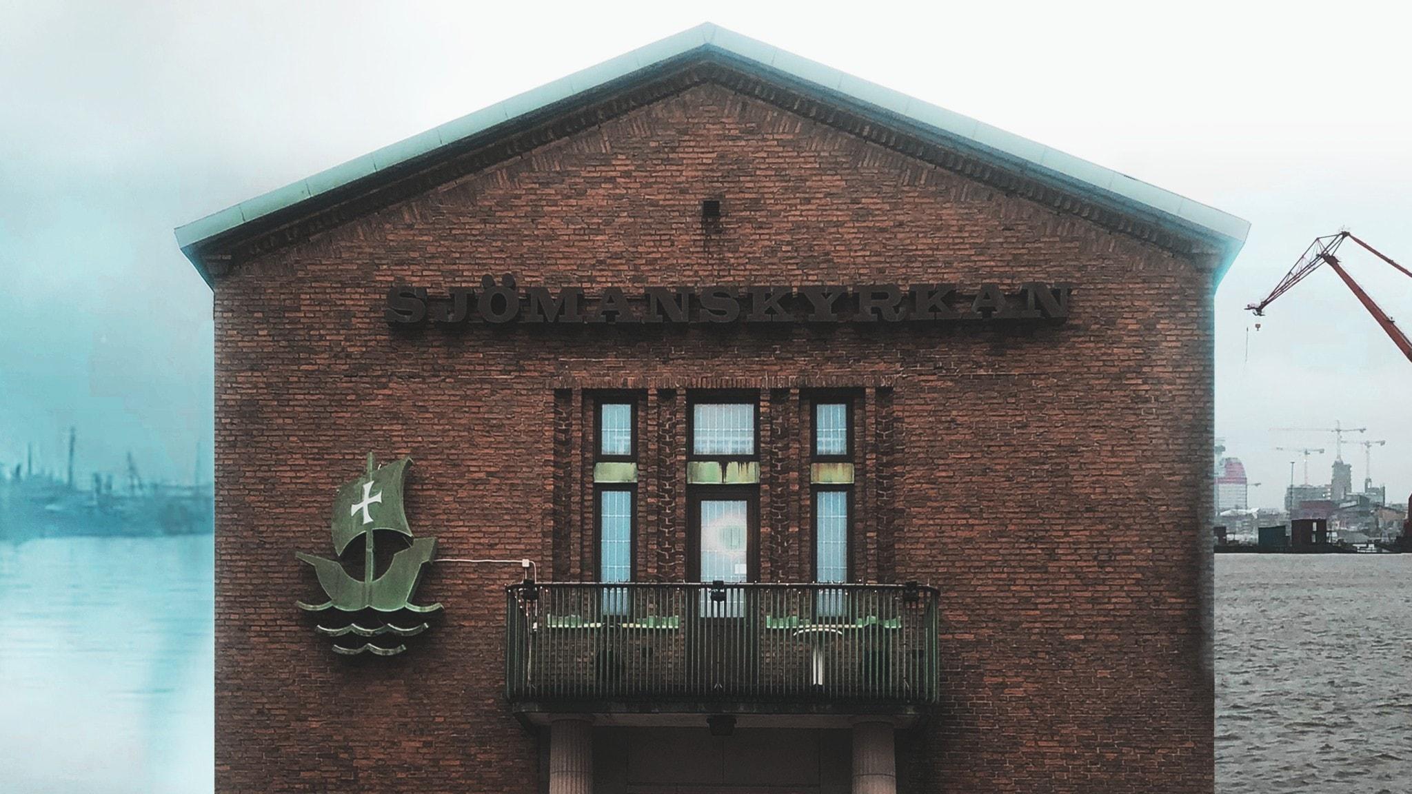 Vart ska de gamla sjömännen ta vägen om Sjömanskyrkan stängs?