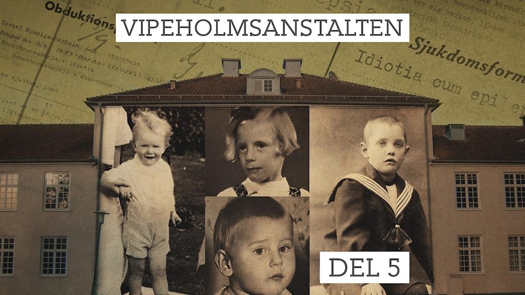 Vipeholmsanstalten - En rysk prins - DEL 5