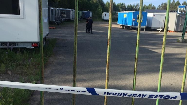 Polisen i Taberg