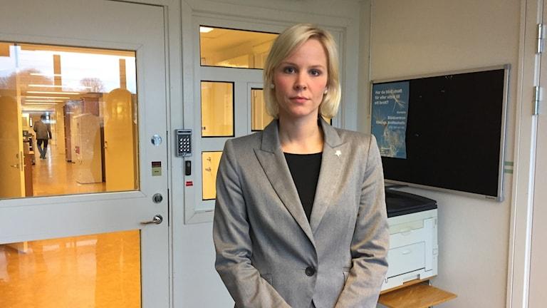 Kammaråklagare Lisa Hedberg