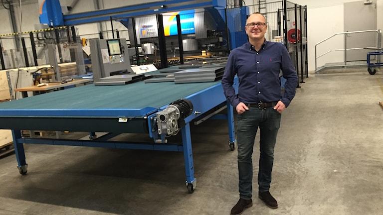 Jens Pettersson Gnosjö laserstans