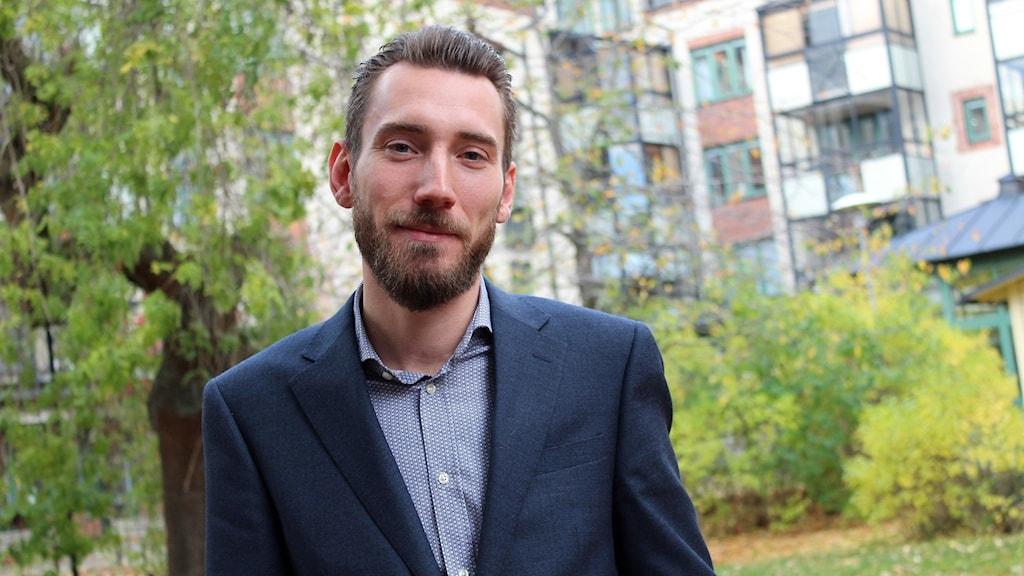 Mikael Ekvall.