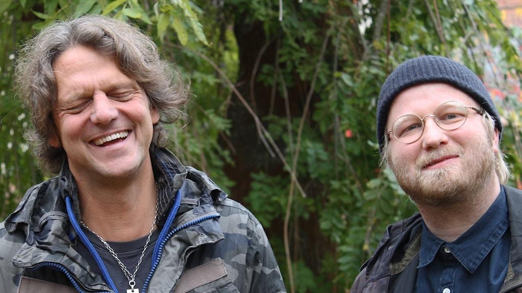 Mats Andersson och Erik Danielsson
