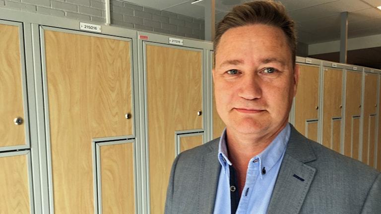 Björn Bergström, bitr rektor Trollehöjdskolan Mullsjö.