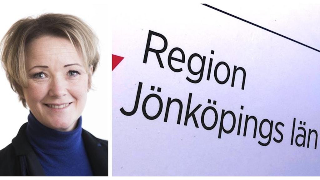 Kristina Athlei, regional utvecklingsdirektör