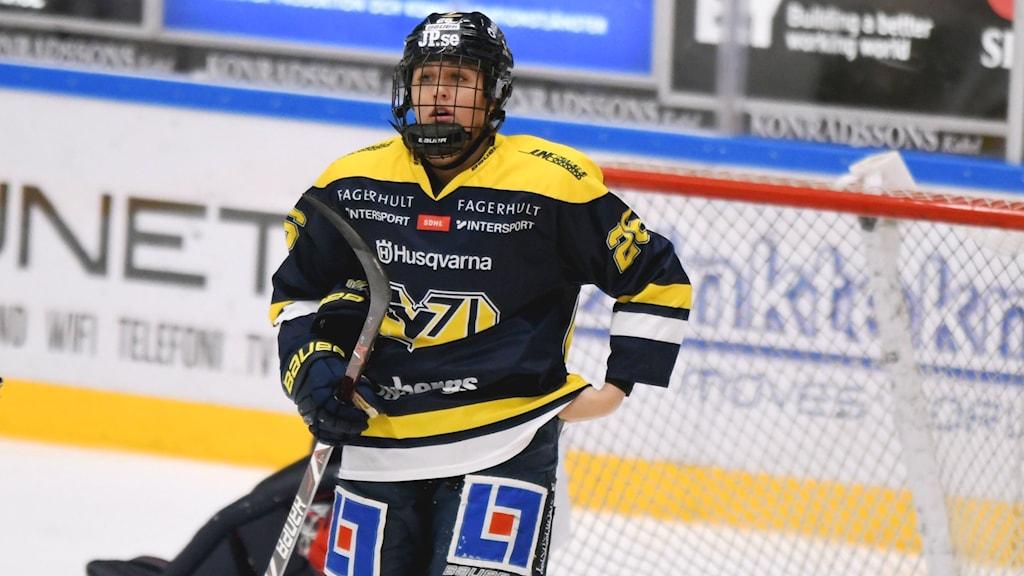 Hanna Olsson i HV71.