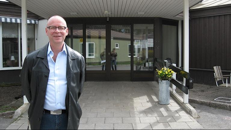 Karl Gudmundsson. Arkivbild, foto: Håkan Montelius/Sveriges Radio.