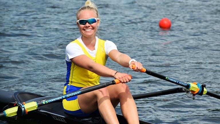 Alice Ekros från Jönköping