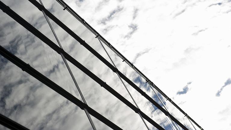 Solceller.  Foto: Fredrik Sandberg/Scanpix.