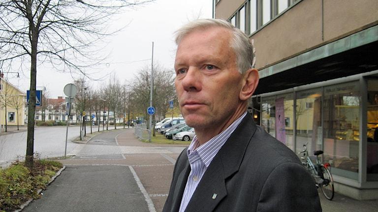 Stephan Lundh. Foto Karin Malmsten/Sveriges Radio.