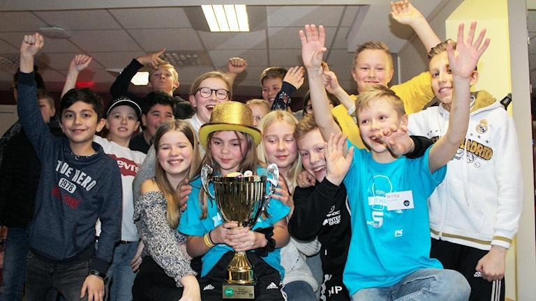 Talavidskolan firar