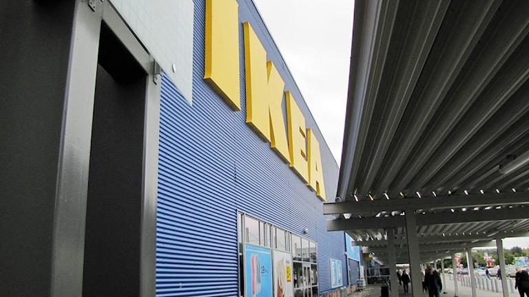Ikea. Foto David Westh/Sveriges Radio.
