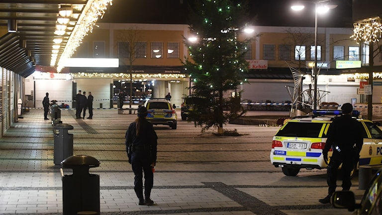 Efter skott i Rinkeby