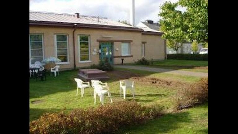 Sjuksköterskan knivdödades av en patient på rättspsykiatriska avdelningen på Länssjukhuset Ryhov i Jönköping. Foto Mattias Pleijel.