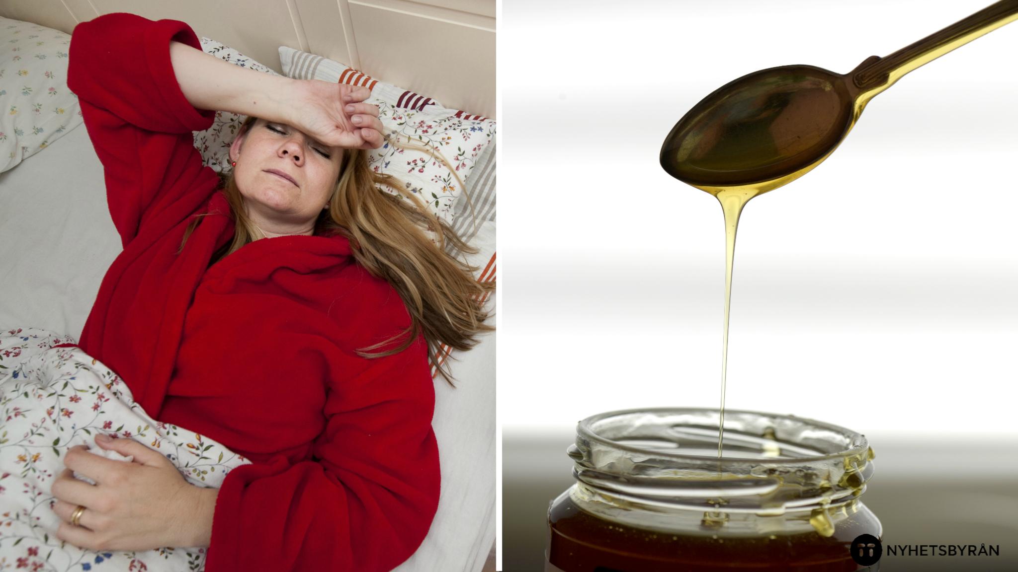 Forskaren Det Här Hjälper Honung Mot Vid Förkylning P4 Jönköping