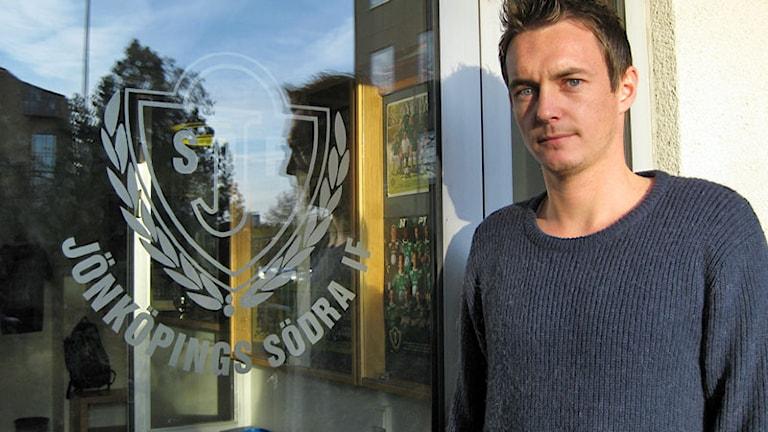 Daryl Smylie. Foto David Westh/Sveriges Radio.