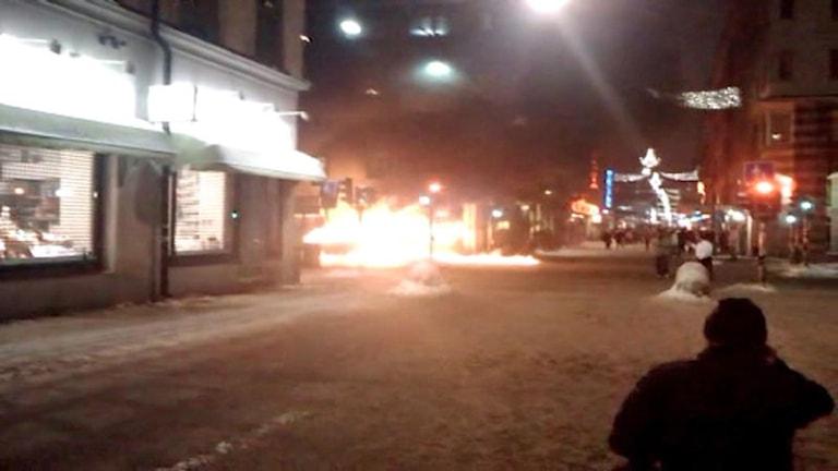 Bomben i Stockholm. Foto: Säkerhetspolisen, handout.
