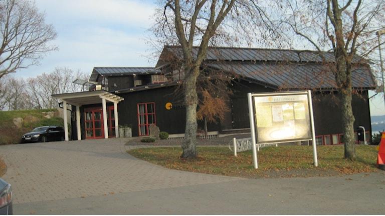 Fjällstugan Jönköping. Foto: Karin Malmsten/Sveriges Radio