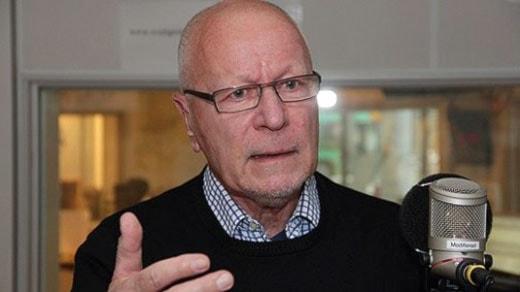 Sven-Erik Alhem. Foto: Hans Zillén/Sveriges Radio.