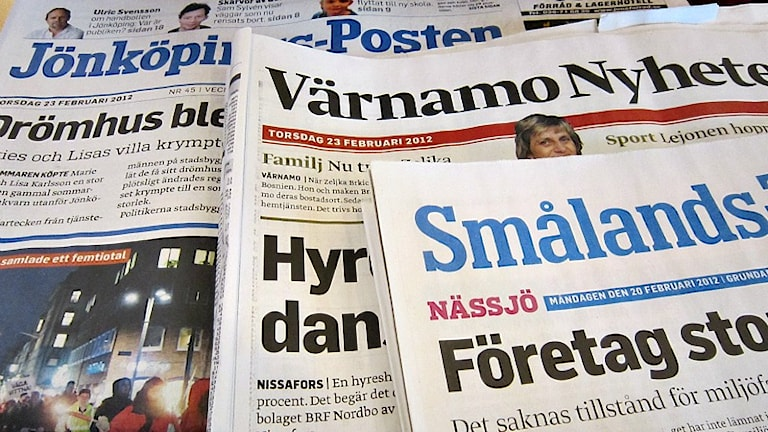Foto: Jessica Sonelius/Sveriges Radio