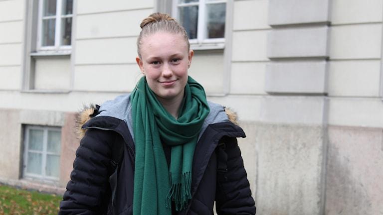 Emma Gullstrand.
