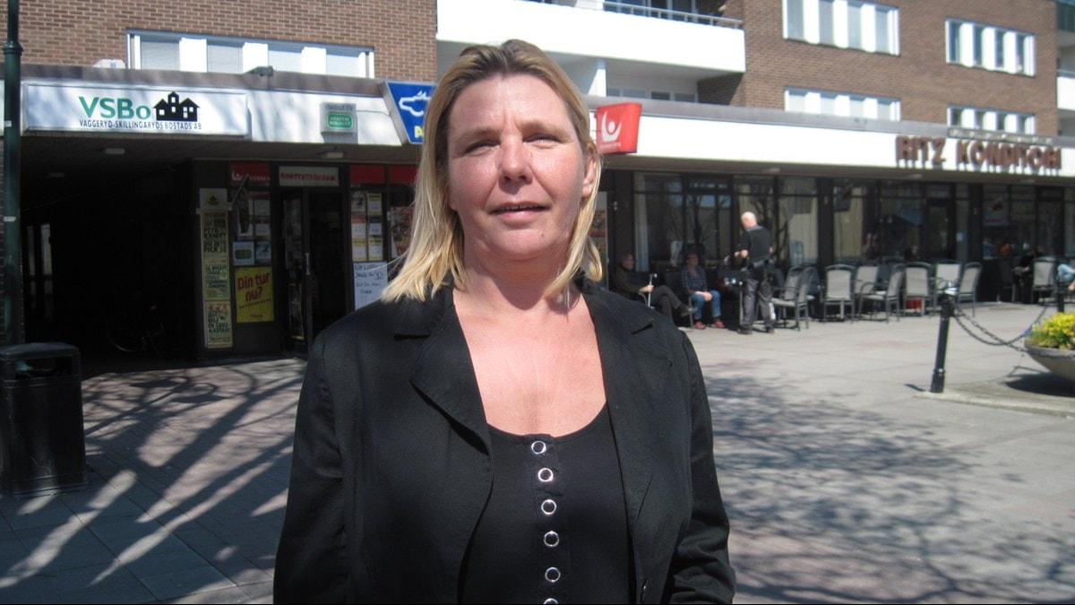 Alice Åström. Foto: Arkivbild, Mattias Sundler/Sveriges Radio.