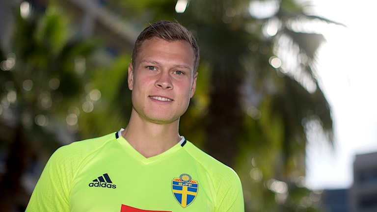 Viktor Claesson.