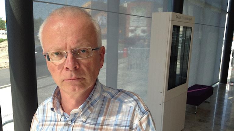 Foto: Kajsa Hallberg/Sveriges Radio