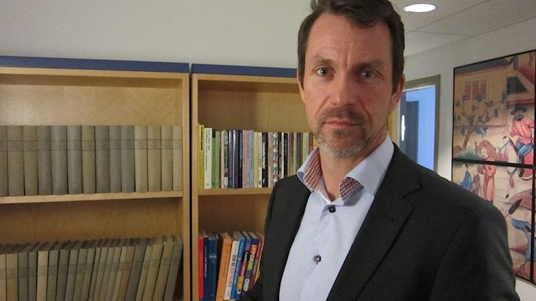 Foto: Oskar Mattisson/Sveriges Radio