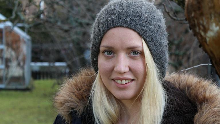 Michaela Arvidsson (arkivbild) Foto: Hannes Ewehag.
