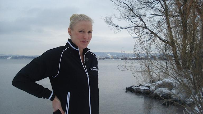 Sofia Paldanius. Foto: Hannes Ewehag, Sveriges Radio