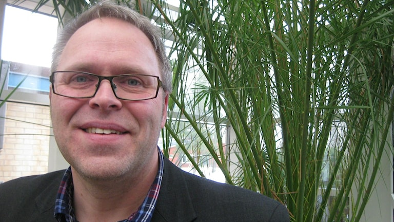 Raymond Pettersson. Foto: Dan Segerson/Sveriges Radio.