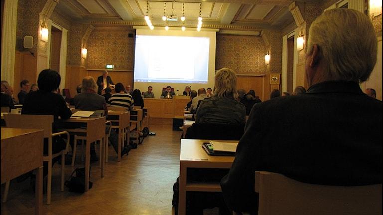 Kommunfullmäktige i Nässjö