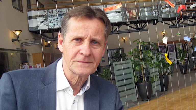 Lars Johansson. Foto: Peter Jernberg/Sveriges Radio.