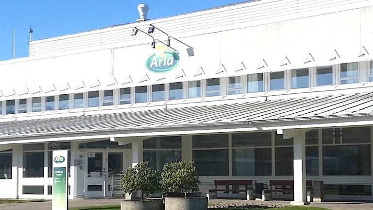 Arlas mejeri i Jönköping.
