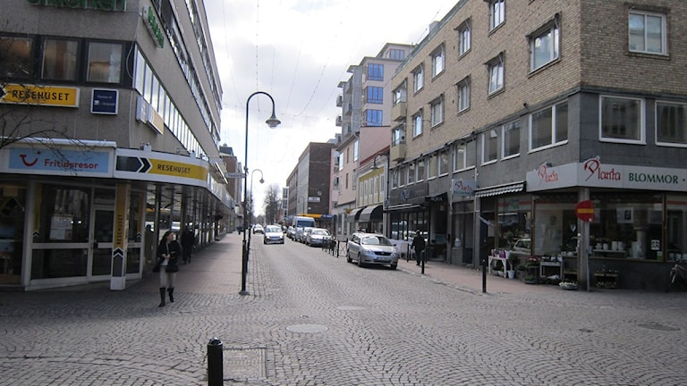 Foto: Kjell Ahlkvist/Sveriges Radio