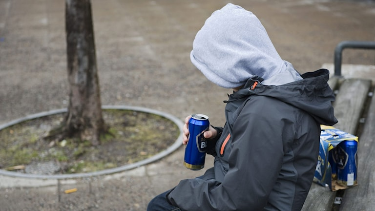 Minskad alkoholkonsumption bland ungdomar. Foto: Henrik Montgomery/Scanpix.