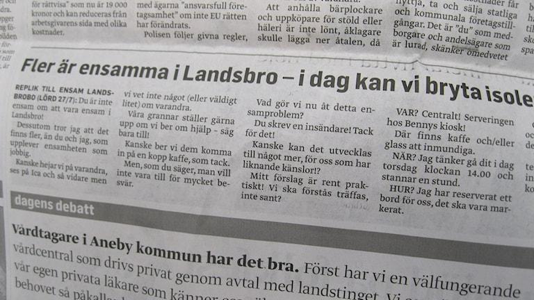 Nyinflyttade p Larsvgen 1, Landsbro | unam.net