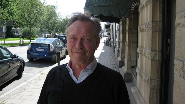 Peter Lundvall. Arkivbild, Sveriges Radio