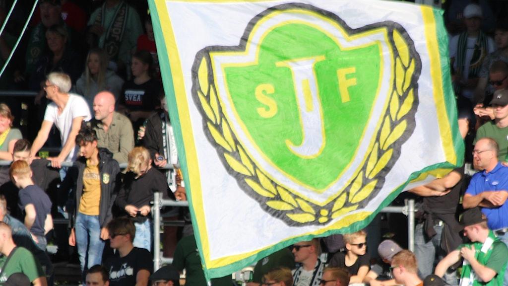 J-Södras fans mot Norrby