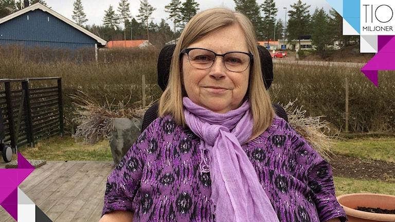 Marie Edemyr Fredriksson.