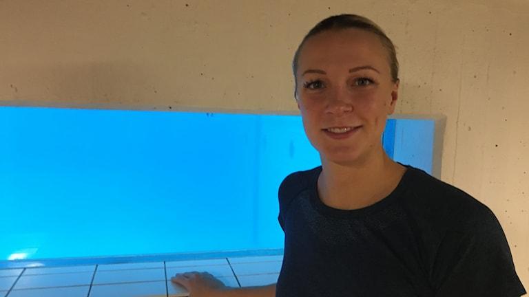 Sarah Sjöström simning