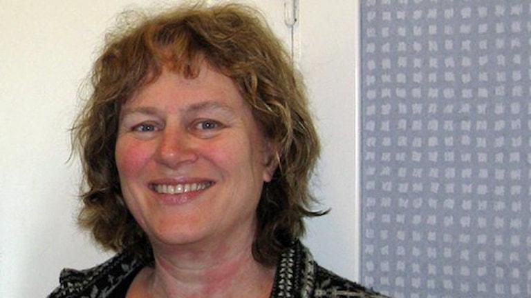 Maria Leifland. Arkivbild, foto: Sveriges Radio.