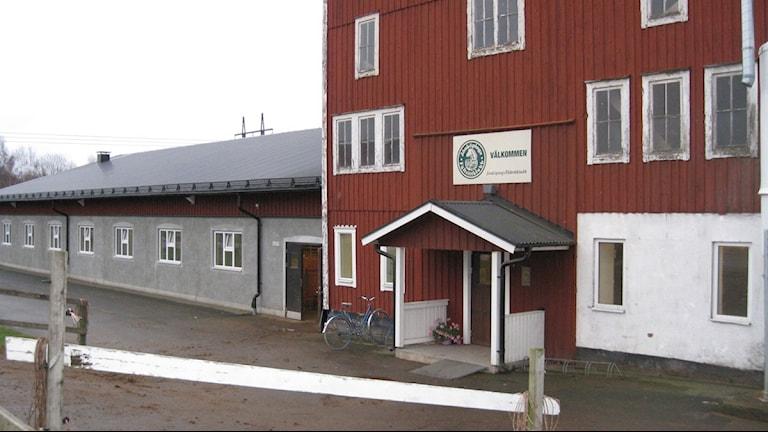Jönköpings Fältrittklubbs stall och ridhus vid Klämmestorp i Jönköping.