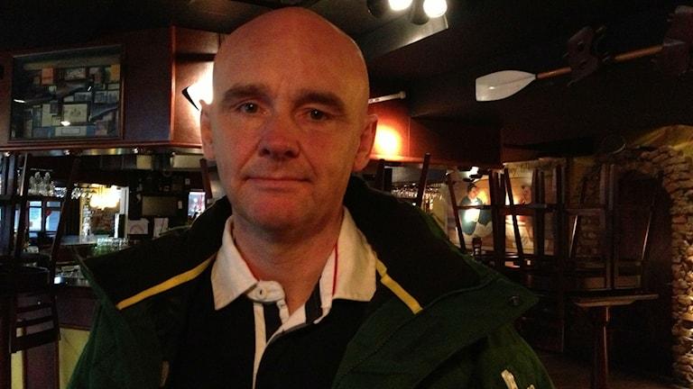 Jon Espeset, ägare Harrys/Sliver